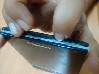 Open BlackBerry Passport 2