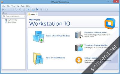 Download VMware Workstation 10.0.0 Full Key Crack