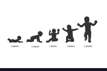 Ini Dia Karakteristik Perkembangan Bayi Baru Lahir