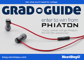 Phiaton MS 100 BA Earphones Giveaway