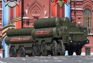 μοίρα πυραύλων S-400