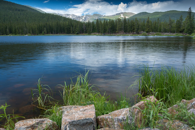 Echo Lake, Mount Evans