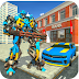 Flying Robot Transform Bank Robbery Gangster Squad Game Tips, Tricks & Cheat Code