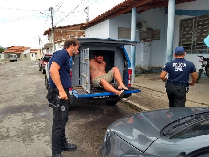FOTOS - Fazendeiro de Itambé preso em operação de combate a roubo de gado; Operação Rio Pardo reuniu policiais da Bahia e MG