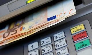 Capital controls: Στα 1.800 ευρώ αναλήψεις μία φορά το μήνα