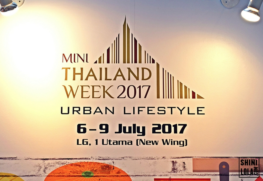 MINI THAILAND WEEK 2017 @ 1 UTAMA