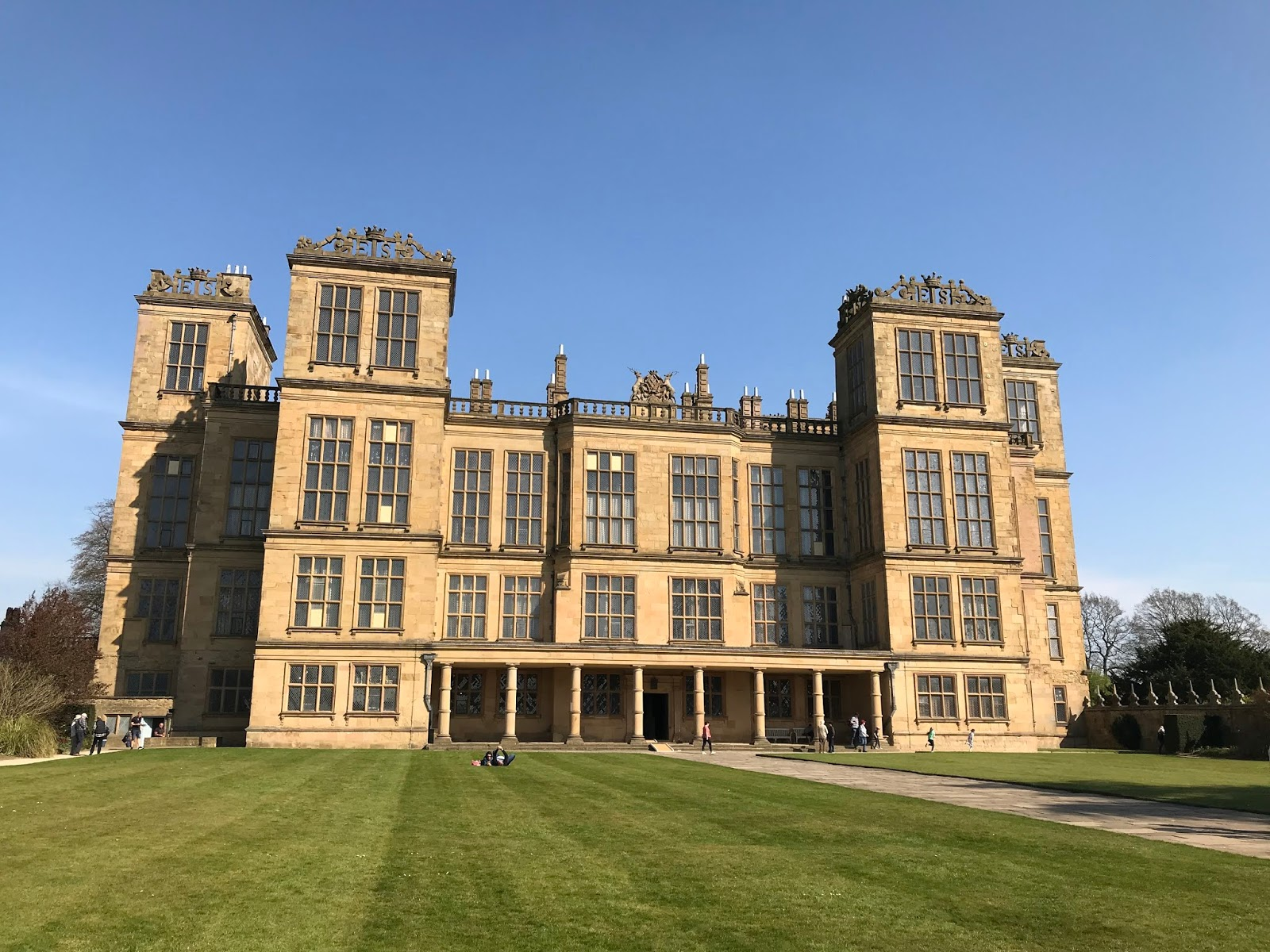 Maggie May - Hardwick Hall