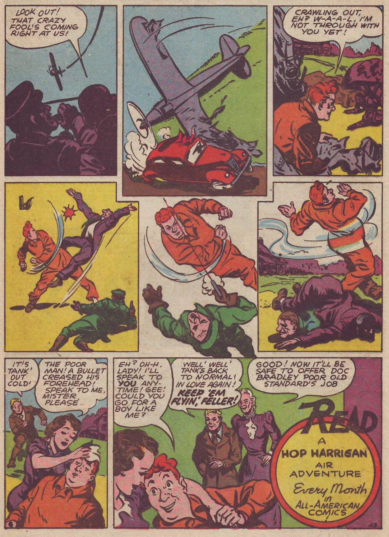 Read online All-American Comics (1939) comic -  Issue #37 - 22