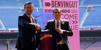 Jadwal Resmi Barcelona FC di La Liga 2017/2018