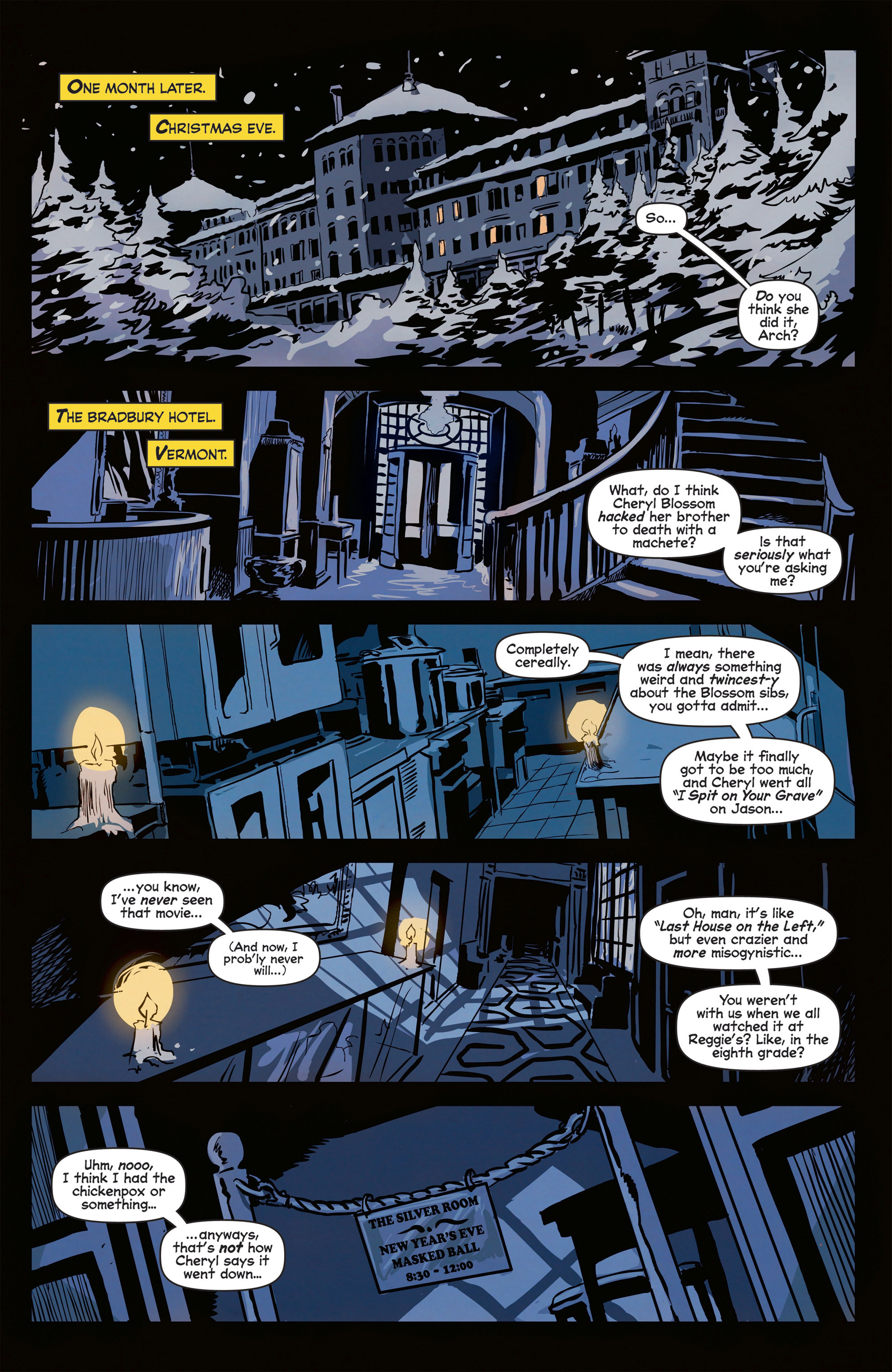 Read online Afterlife with Archie comic -  Issue #8 - 4