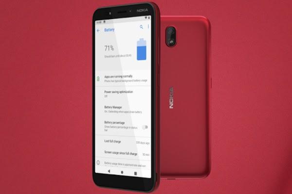 Nokia C1 Resmi Dirilis Berapa Harga Dan Spesifikasinya