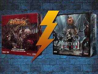 The Others Fireteam Zero comparación