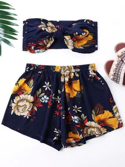 Cropped e Shorts para curtir o verão com Zaful
