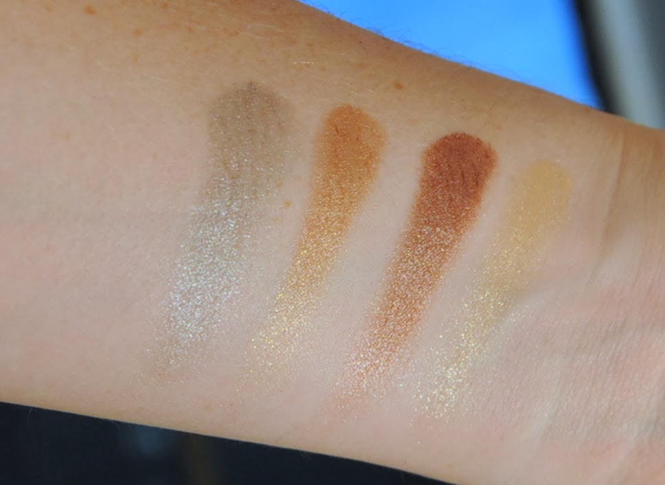 The Revlon Illuminance Creme Shadows | From the South