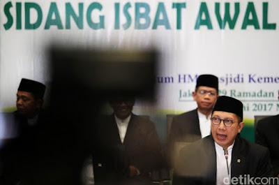 Tentukan Awal Ramadan, Kemenag Gelar Sidang Isbat Besok - Info Presiden Jokowi Dan Pemerintah