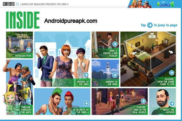 download the sims 4 for android apk + data mod