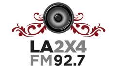 La 2x4 FM - 92.7 FM - Buenos Aires, Argentina