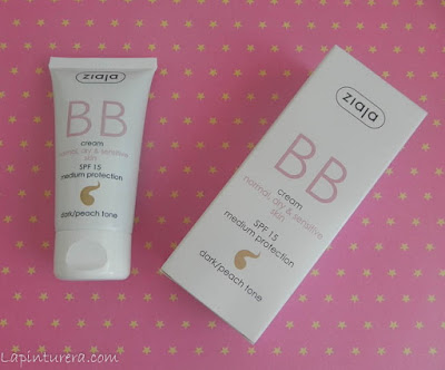 BB Cream pieles secas y sensibles