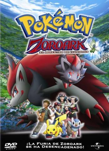 Pokemon 13 Zoroark El Maestro De Las Ilusiones Kvcd Latino Descarga 1 Link