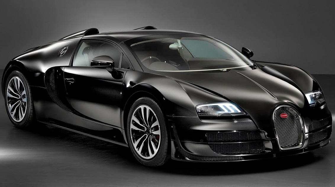 Bugatti Veyron Successor To Hit 286 MPH