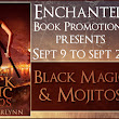 Book Spotlight for Black Magic & Mojitos by A.A. Chamberlynn