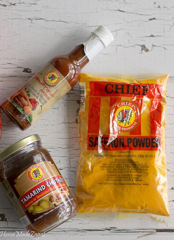 The items for the November Callaloo Box
