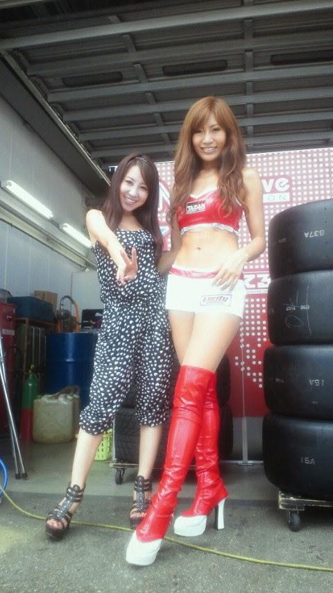 Sayaka Nishiyama 174Cm - Tall Woman - Height Comparison-4358