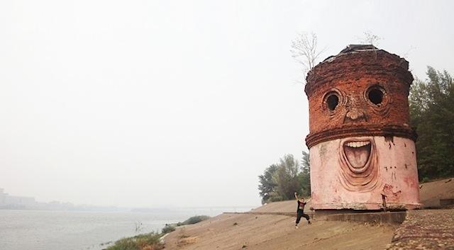 Художник граффити из России, Никита Nomerz 5