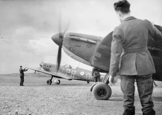 23 July 1940 worldwartwo.filminspector.com Spitfires Mk 1