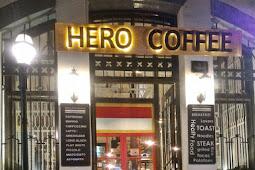 Hero Coffee Semarang Tempat Nongkrongnya Para Pecinta Kopi