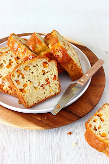 Abrikozencake met olijfolie
