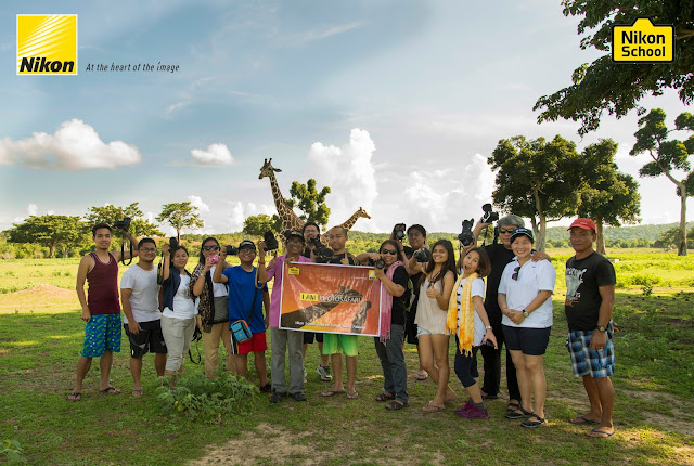 Nikon School On-Board Goes to Calauit Island in Palawan