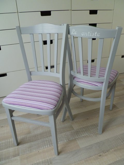 Magnifiek Marly Design: Stoel pimpen / Renovating chairs @EI15