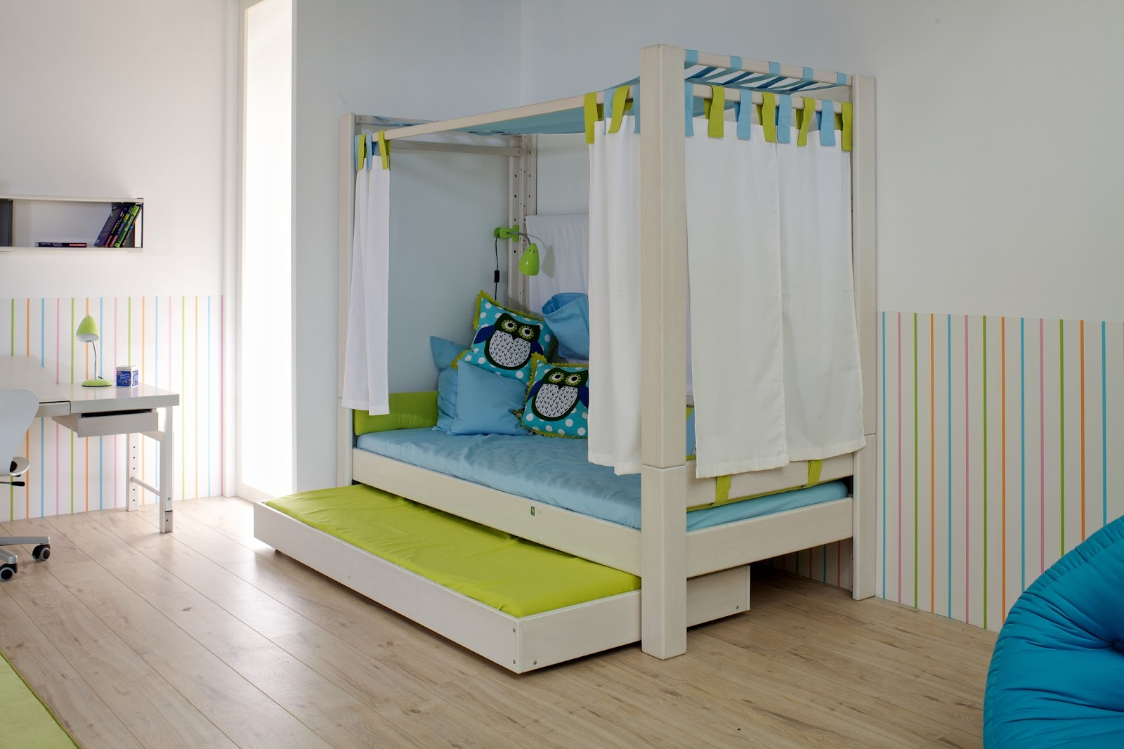 Ein Bett Das Sich Den Bedurfnissen Der Kinder Anpasst Mit