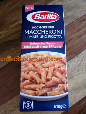 Pasta Sauce Set Maccheroni Tomate Ricotta