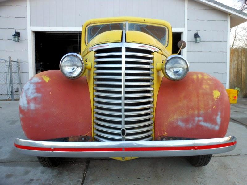 Chevrolet Half Ton Pick Up Truck For Sale Rodcitygarage Com
