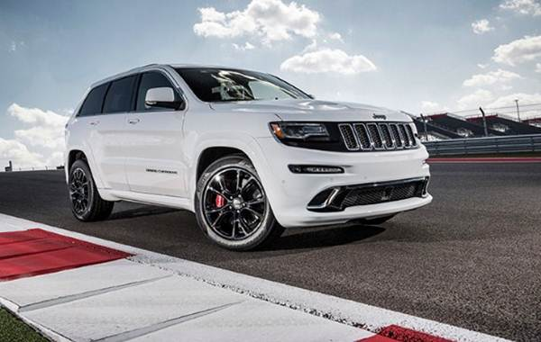 2017 Jeep Grand Cherokee SRT Release Date