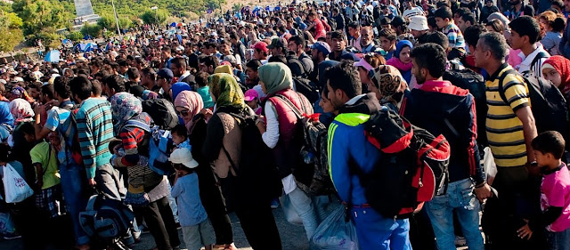 Το Βερολίνο διακόπτει την επεξεργασία αιτήσεων ασύλου