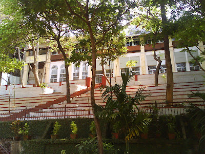 Playground End-Aloysius College