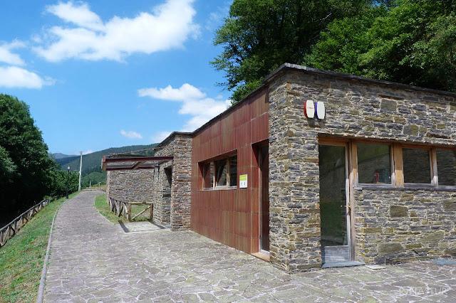 Aula de La Naturaleza - Ibias - Asturias