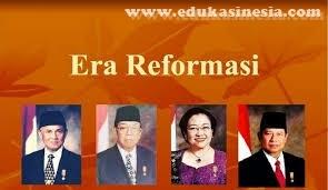 Perkembangan Politik, Hukum, dan Ekonomi pada Masa Reformasi Beserta Penjelasannya Terlengkap