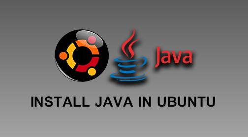 install java in ubuntu 16.04