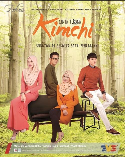 Saksikan Minggu Akhir Cinta Teruna Kimchi | Episod Akhir Minggu Ini