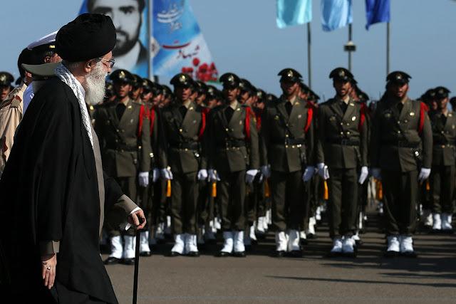 الجيش-الإيراني-كالتشر-عربية