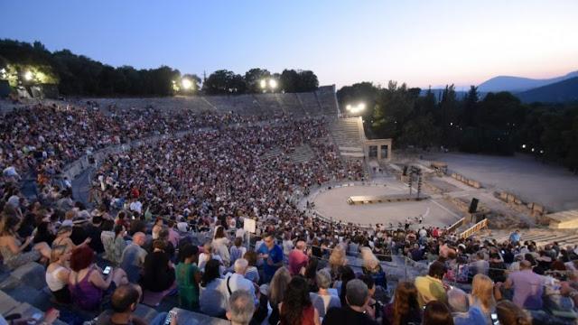 20.000 ευρώ ενοίκιο για το αρχαίο θέατρο Επιδαύρου ζητάει το Δ.Σ. του Φεστιβάλ