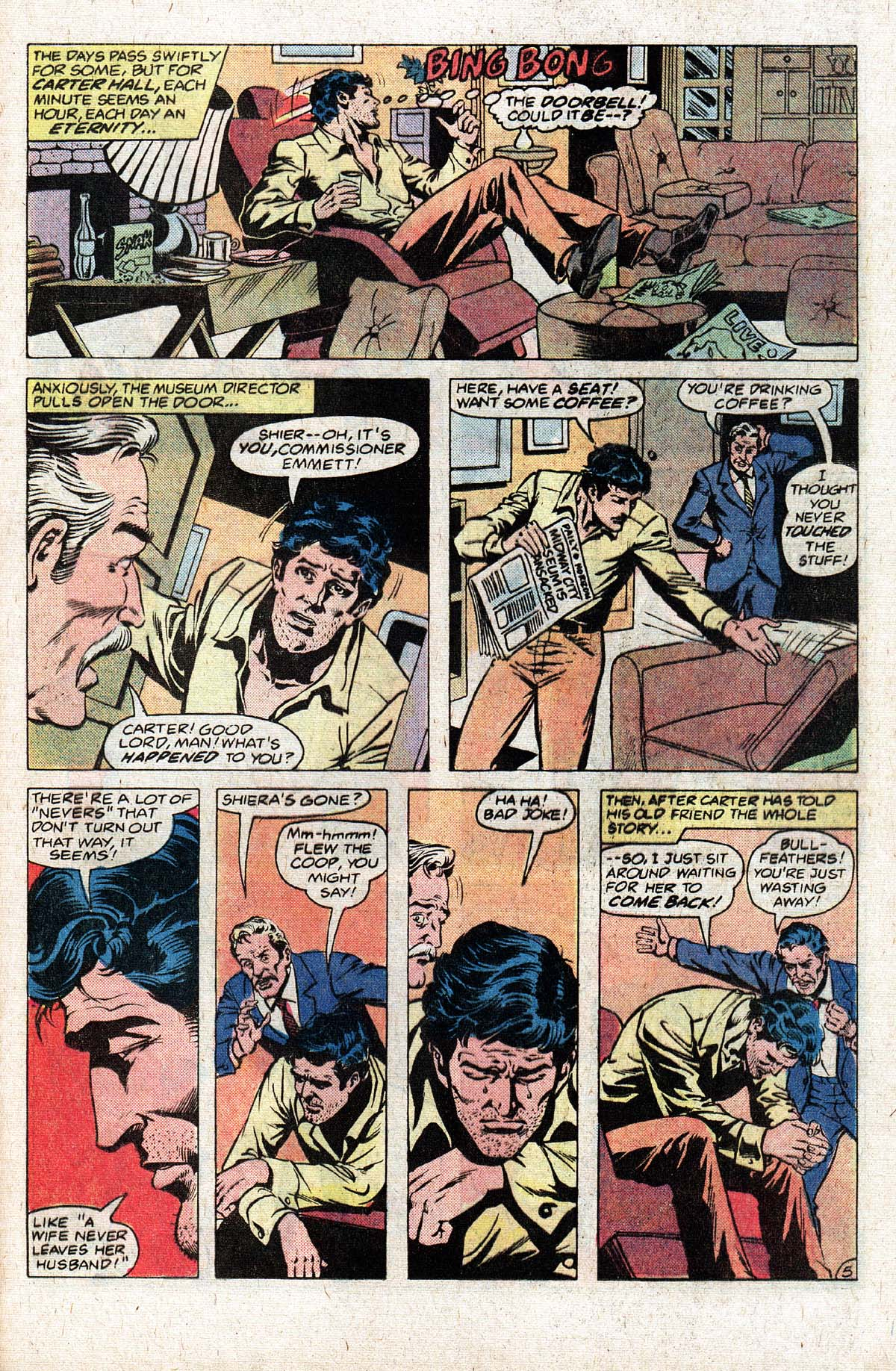 Read online World's Finest Comics comic -  Issue #274 - 37