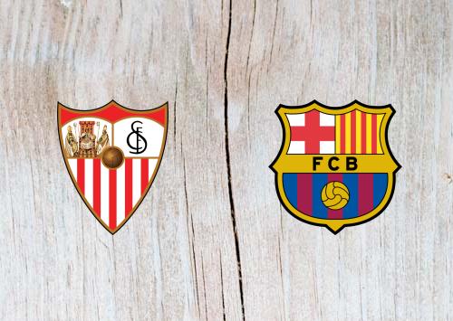 Sevilla vs Barcelona Full Match & Highlights 23 February 2019