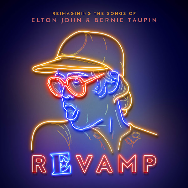 Various Artists - Revamp: The Songs of Elton John & Bernie Taupin Cover
