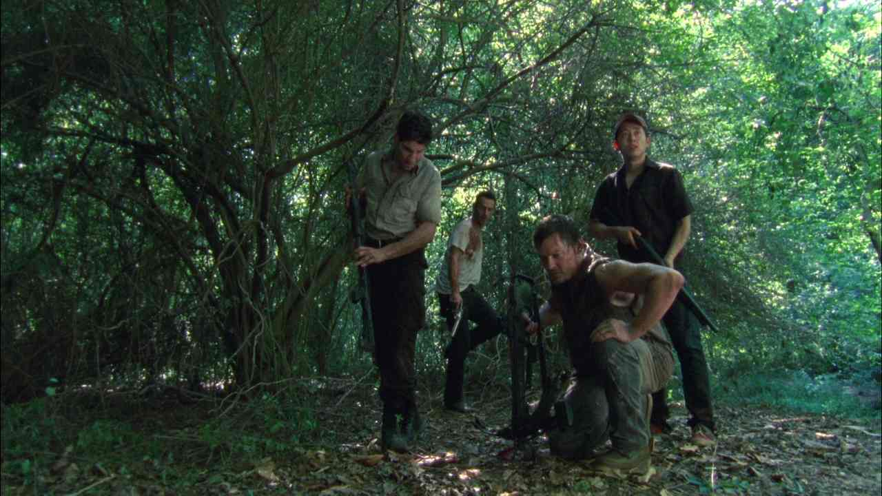 the walking dead season 2 what lies ahead online