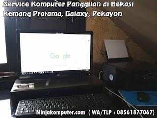 Service Komputer Panggilan Bekasi, Pekayon, Kemang Pratama